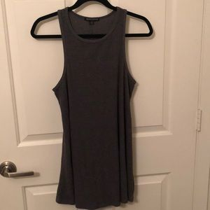 Gray Brandy Melville dress